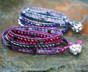 Very Berrylicious Bracelets