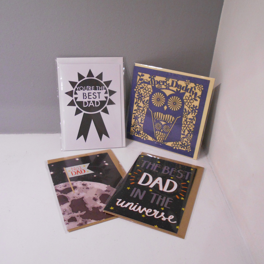 Selection of cards  £2.50-£5