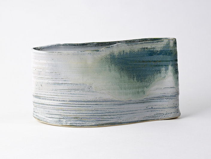 Penny Withers  Ocean Vase