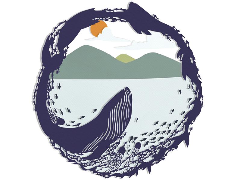Sarah Dennis  Whale Spirit