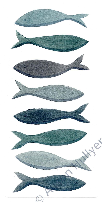 Alison Hullyer  Fish