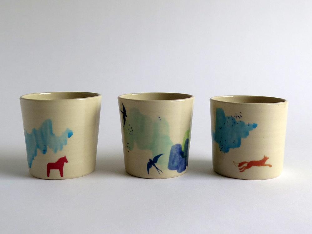 Wine Cup Ceramic £16