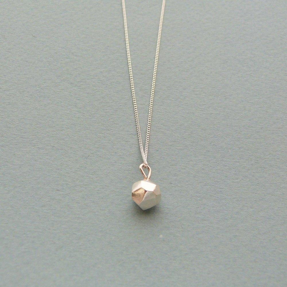 Silver Meteorite Single necklace low res.jpg