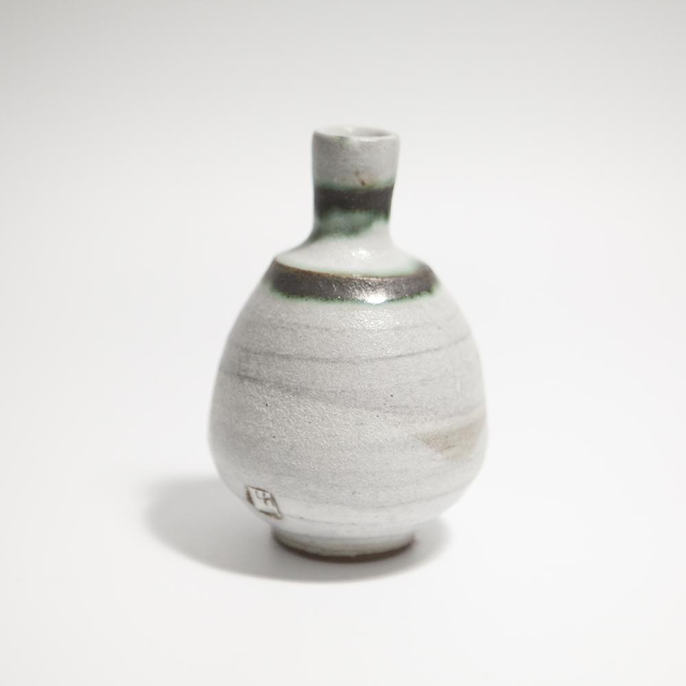 Globular Vase  ceramic  12.5 x 8.5 x 8.5 cm  £35