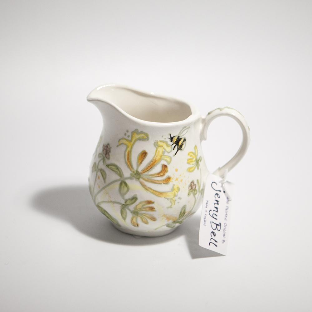 Milk Jug 2  ceramic  10 x 12 x 8.5 cm  £23