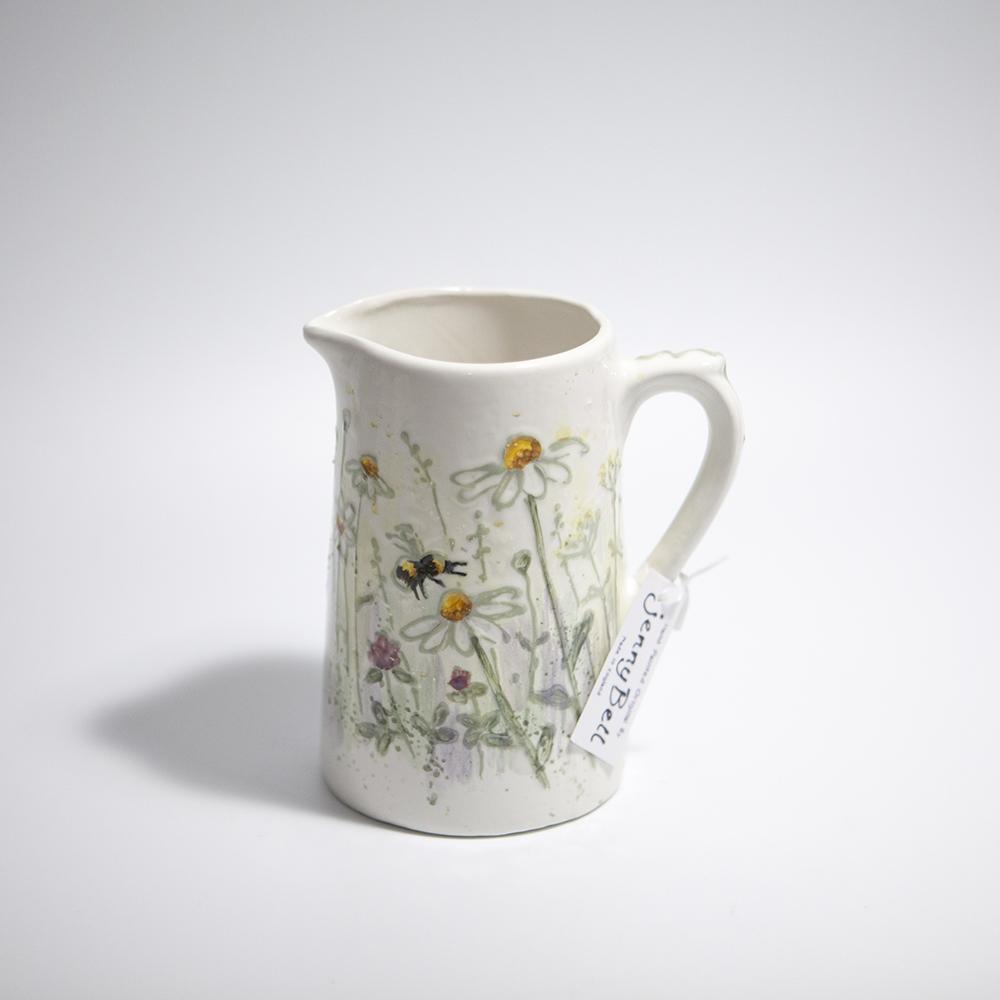 Dairy Jug 2  ceramic  14 x 12.5 x 9 cm  £37