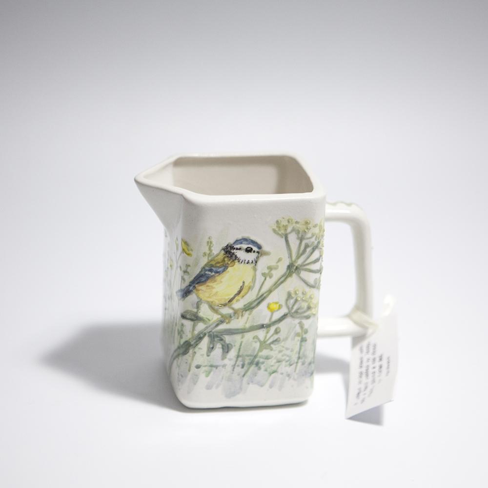 Milk Jug 2  ceramic  10 x 10.5 x 6.5 cm  £23