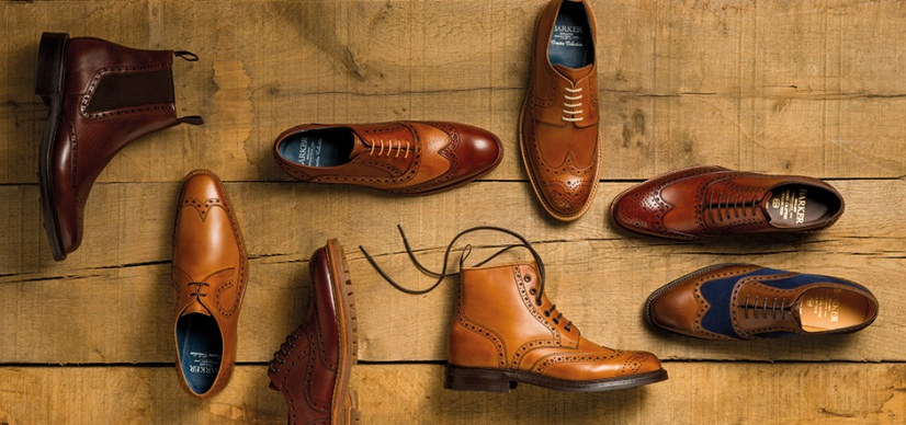 BARKERS:  Our Barker collection is ever growing. We currently have Eighteen different styles of Barker footwear listed on our Premium footwear page. Shop our Barker collection here. Shop Now!