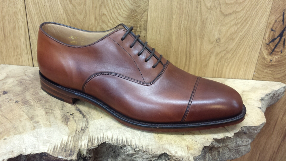 38638ac9cbc LOAKE: Aldwych (Mahogany) — The Whitby Cobbler