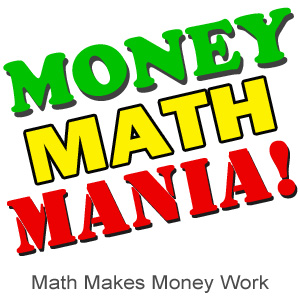 How math makes money work. Get your students excited about decimals, fractions, percent, interest and the value of math.