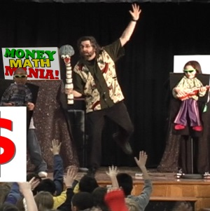 PetraPuppets - Money Math Mania