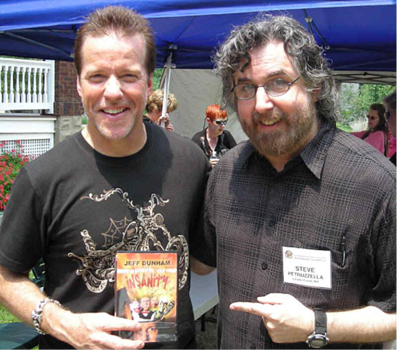 With Jeff Dunham