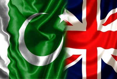 Britain and Pakistan
