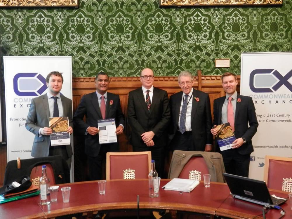 CX Immigration report launch - Nov 2014