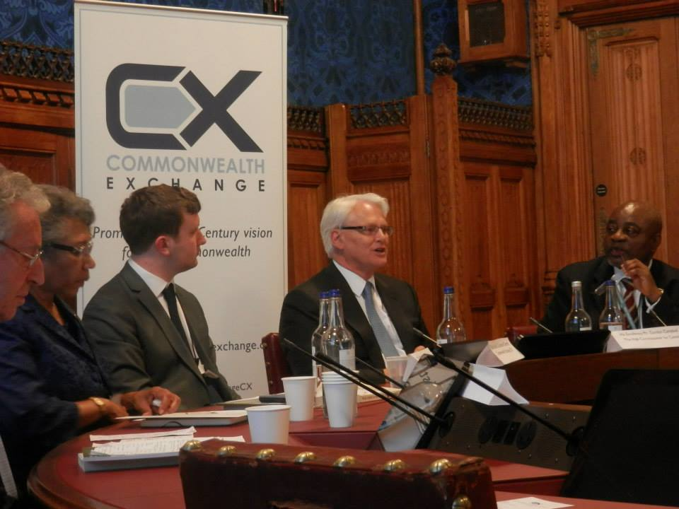 CX's High Commissioner speaker series - April 2014