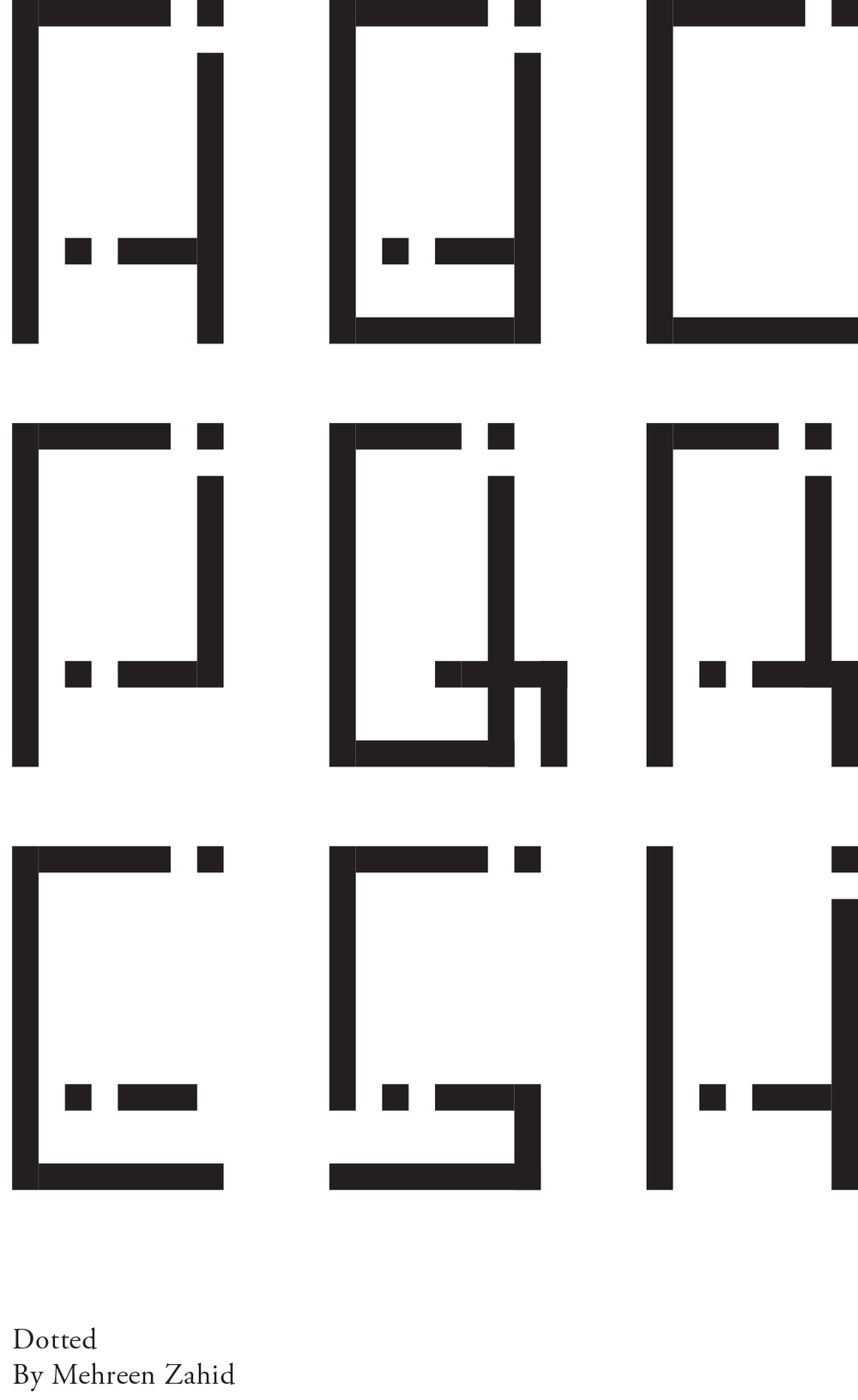Mehreen Zahid - Dotted - Bitmap Font Letter Size.jpg