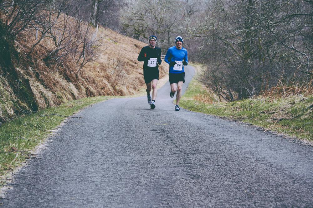 Loch Katrine Running Festival