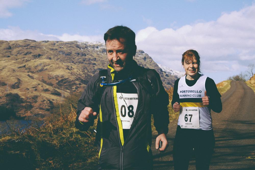 2014   Loch Katrine Running Festival    Race Results