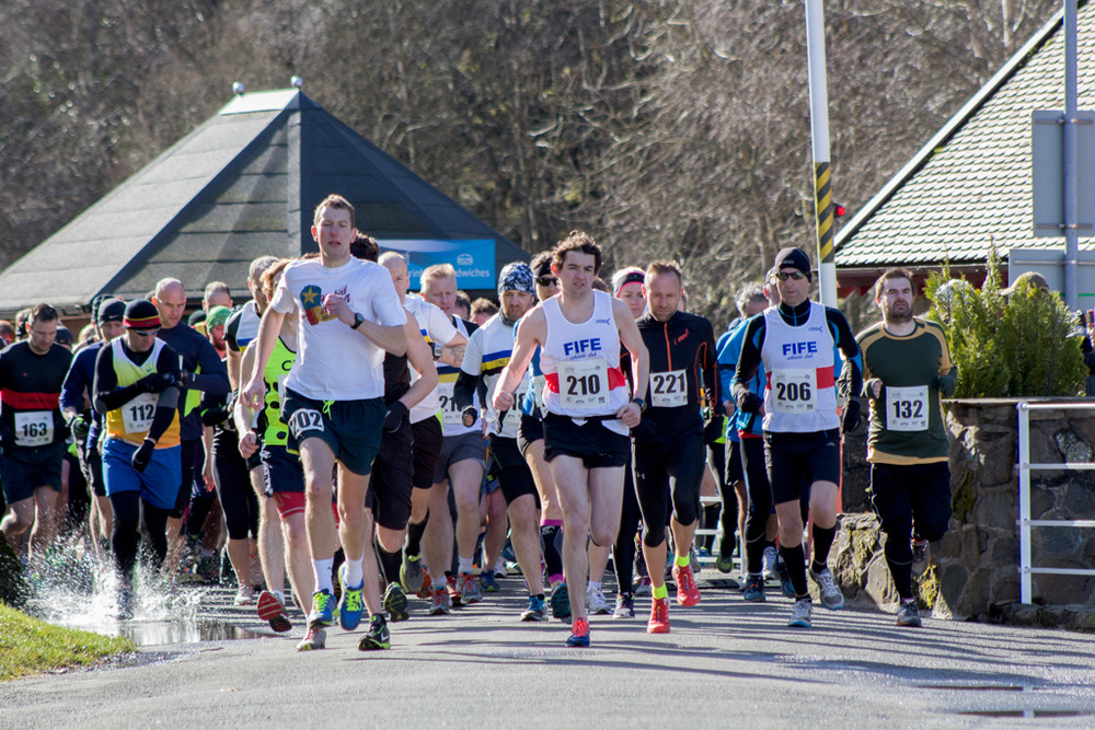 2015   Loch Katrine Running Festival    Race Results   (photo: Colin Smith)