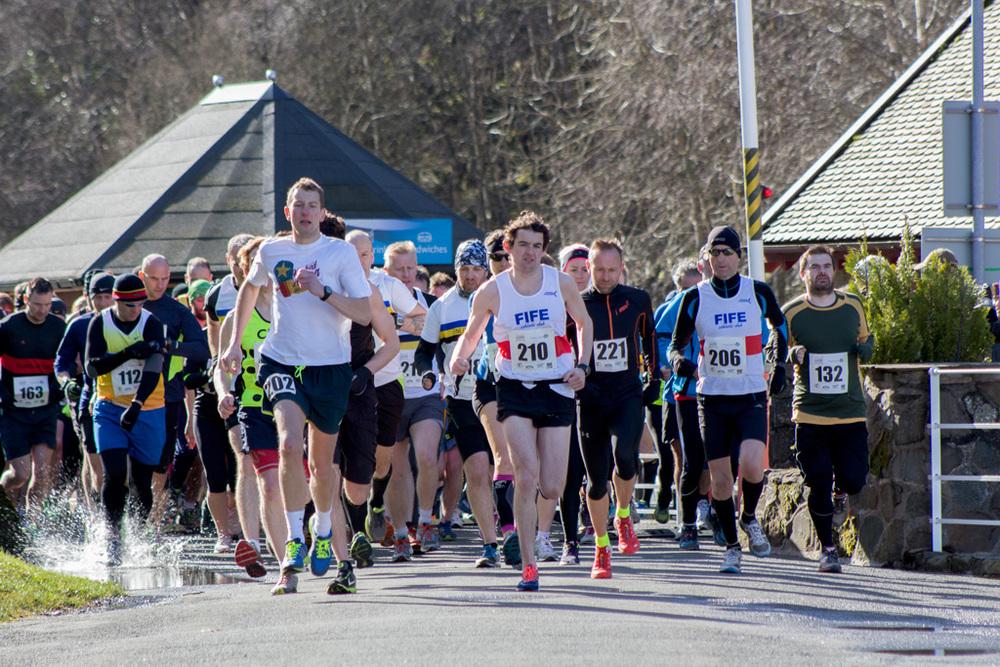 2015   Loch Katrine Running Festival    Race Results   (photo: Colin Smith)