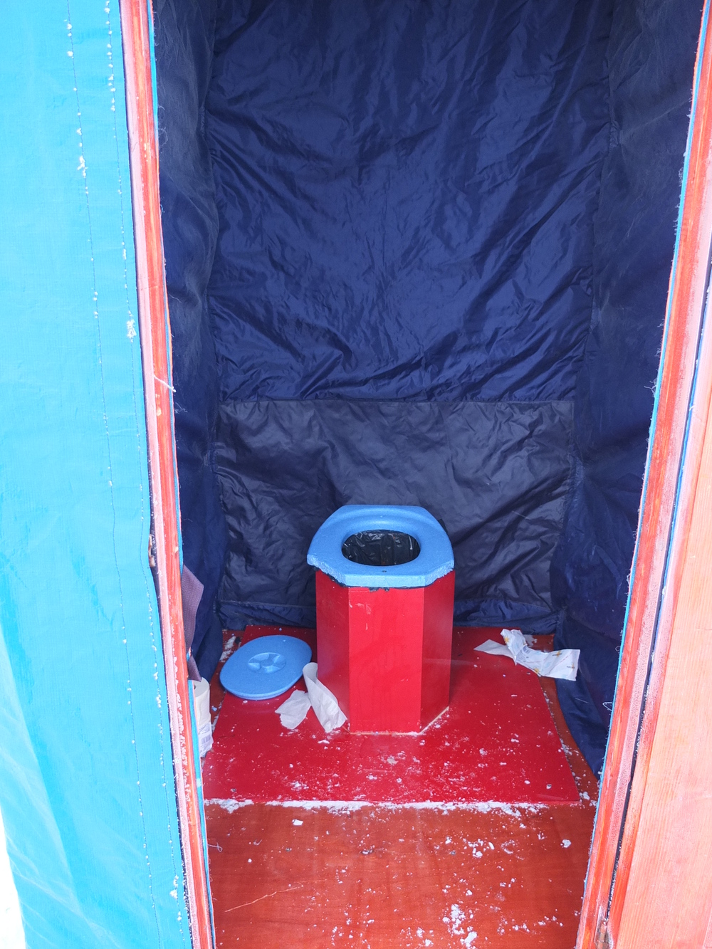 Our luxury toilet facilities