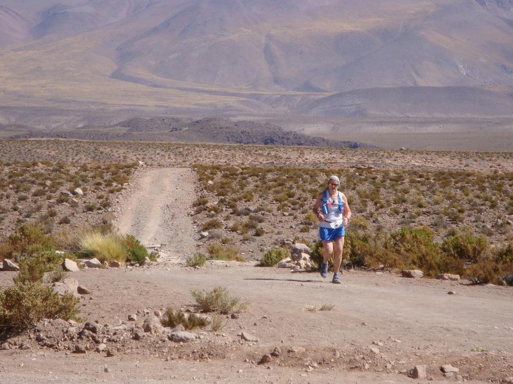 My Marathon Odyssey    The marathon journey   (Photo: © Alasdair McIntosh)