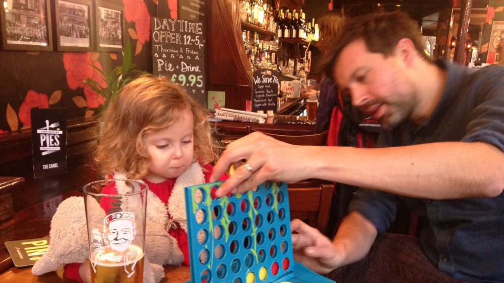 Decca Gordon is being brought up to believe she can do anything she sets her mind to…even beating Daddy at Connect 4!!