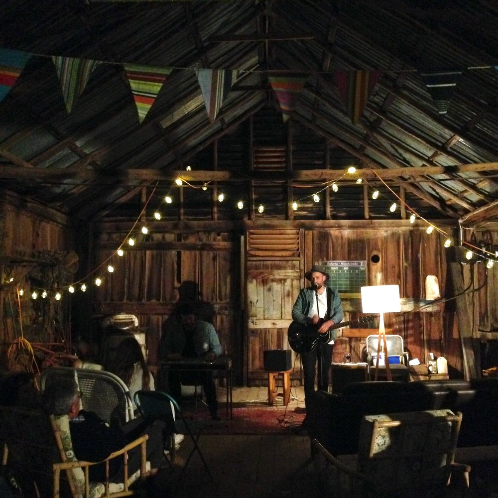 Yeates Wines intimate music evening with James Kenyon Nov 17