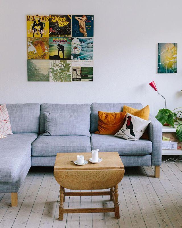 Last day in this lush apartment  #Copenhagen #airbnb