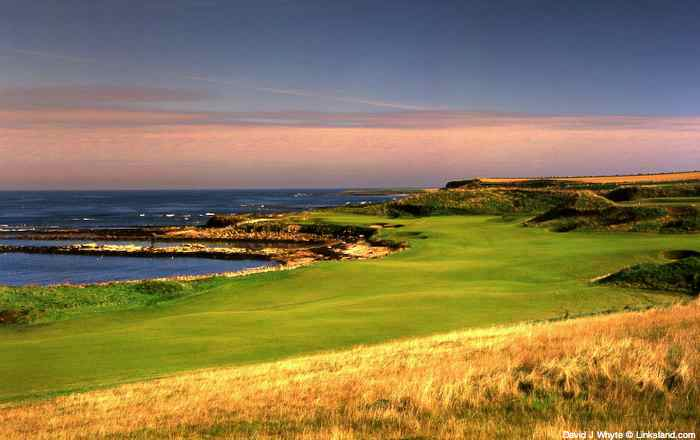 Kingsbarns Golf Links - 12th-David J Whyte (C) Linksland.com