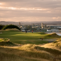 Castle Course,St Andrews