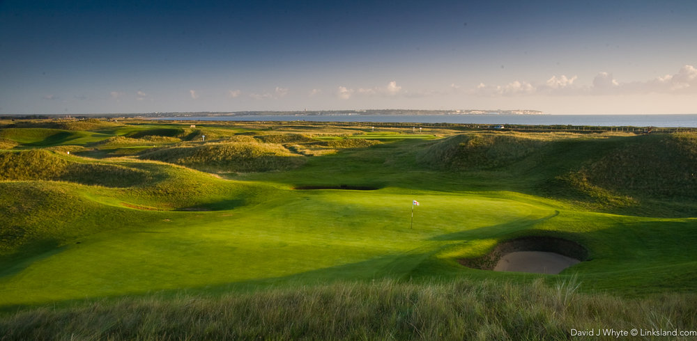 Royal St Georges, 14 times host to the British Open