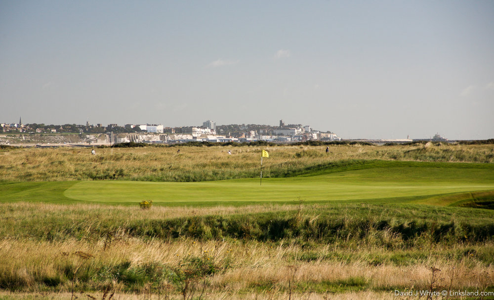 Prince's Golf Club offers 3 loops of 9, this being The Shore