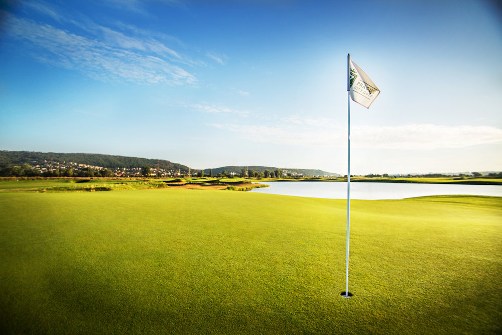 Prague City Golf doesn't sound like much but rest assured, it's an excellent test.