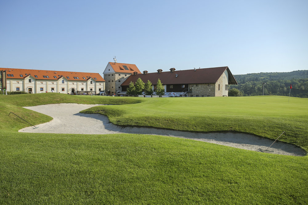 Greensgate Golf & Leisure Resort, Plzen, Czech Republic