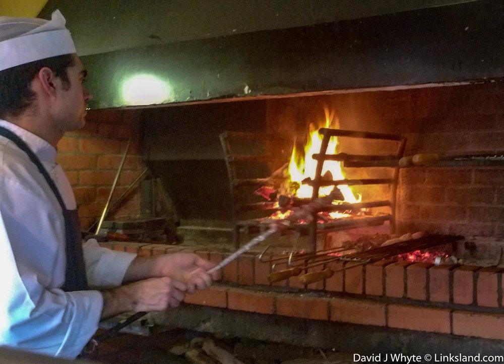 Beef Skewers (Espetadas) at Vila da Carne Restaurant, Camara de Lobos, Madeira © David J Whyte @ Linksland.com-3.jpg