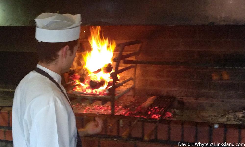 Beef Skewers (Espetadas) at Vila da Carne Restaurant, Camara de Lobos, Madeira © David J Whyte @ Linksland.com-4.jpg