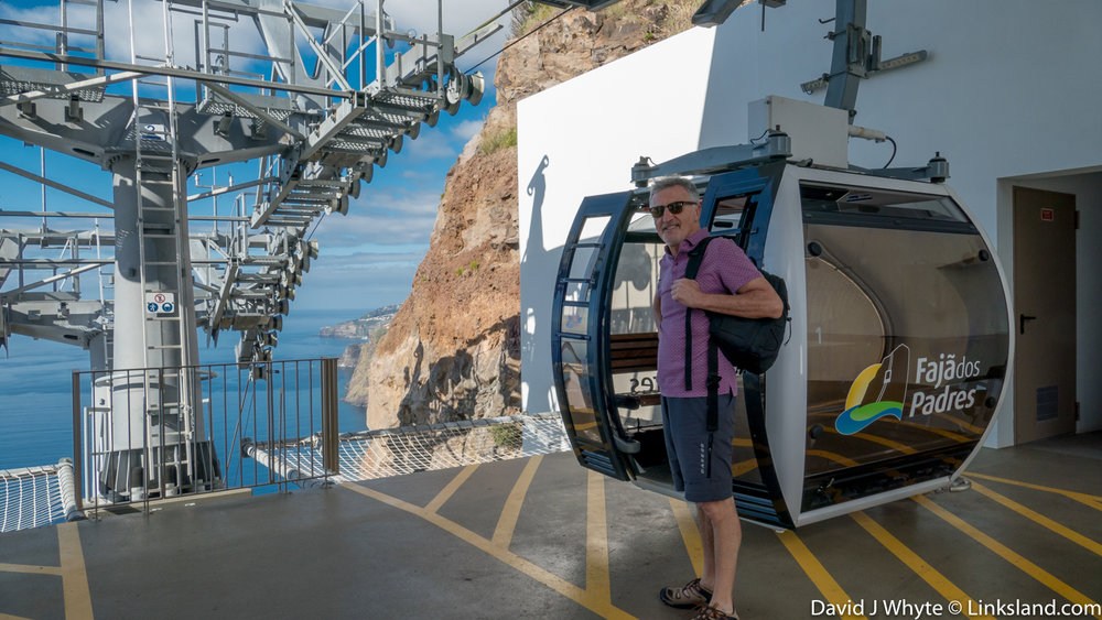 Bracing for the long descent...