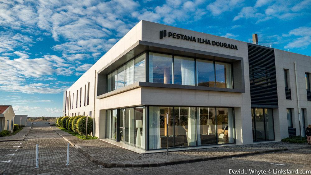 Simple but effective, the Pestana Ilha Dourada Hotel in Porto Santo