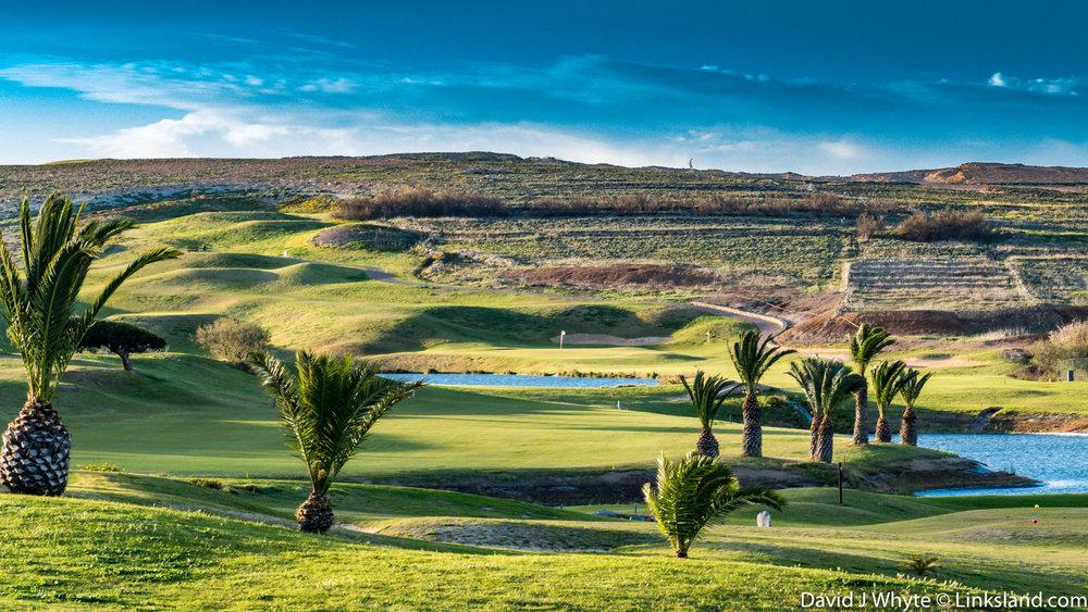 Porto Santo Golf Club  Par 3 Course © David J Whyte @ Linksland.com.jpg