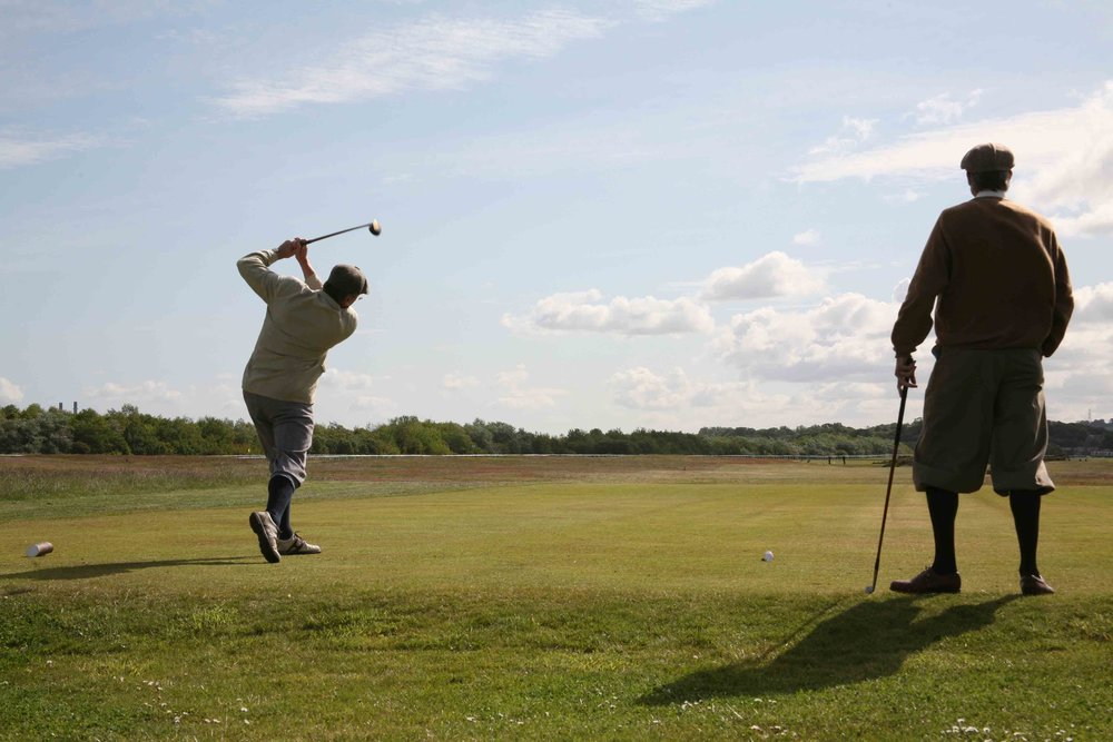 Golf continues today on the world's oldest existing golf course, Musselburgh Old Links, where you can hire hickory clubs and play as the game's earliest enthusiasts.
