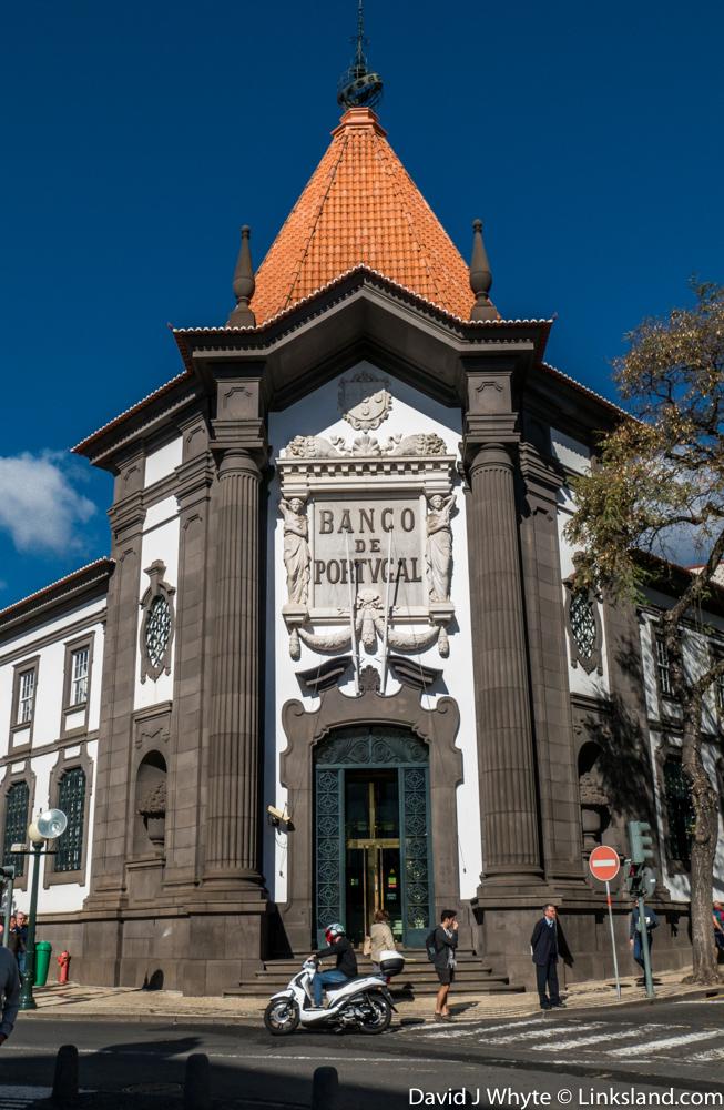 Banco du Portugal, Medeira, © David J Whyte @ Linksland.com.jpg