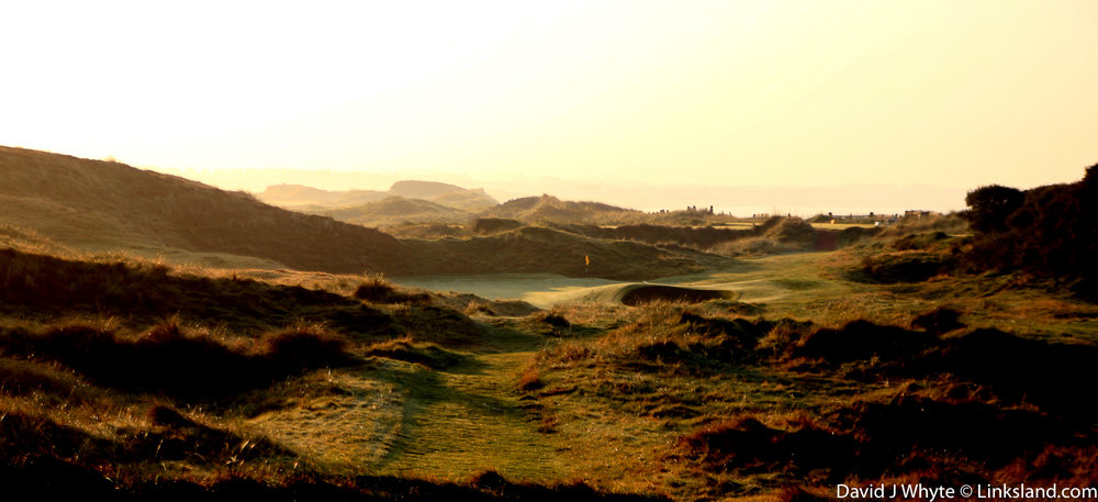 The 'hirsute' links of Western Gailes is a perennial favourite among visitors. This is golf as it was meant to be played, a celebration of genuine Scottish seaside golf