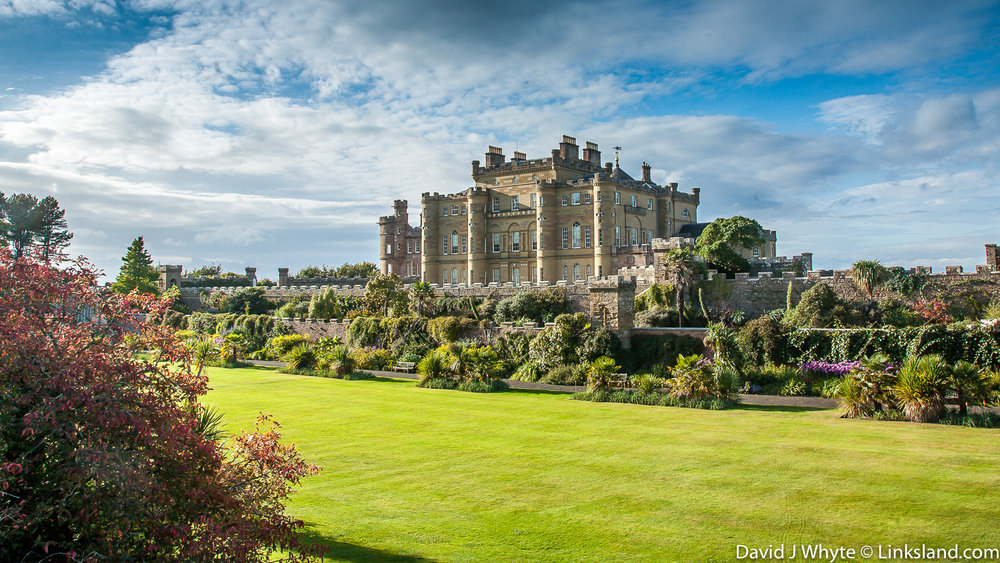 Culzean Castle, Ayrshire, Scotland David J Whyte @ Linksland.com.jpg