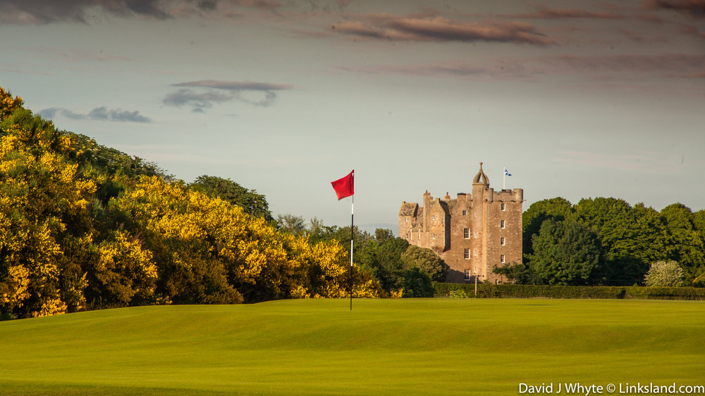 Castle Stuart's land was granted by Mary, Queen of Scots to her half-brother following her return to Scotland in 1561.