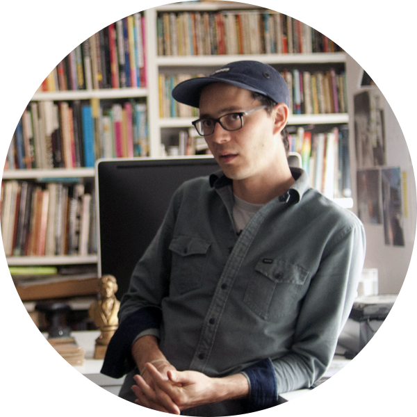 Sasha Barr Art Director, Sub Pop Records