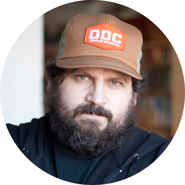 Aaron Draplin  Draplin Design Co.