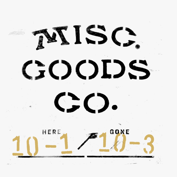 Misc. Goods Co.