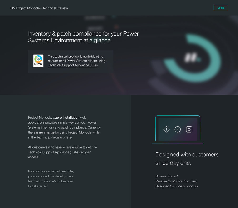 To learn more about the Project Monocle Technology Preview, go here:   h  ttps://projectmonocle.mybluemix.net/#/