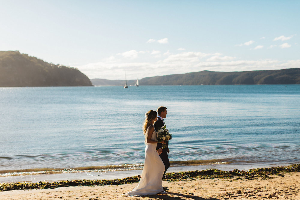 The Boathouse Palm Beach Sydney Weddings